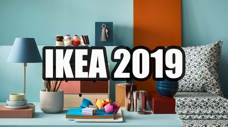 Новый каталог ИКЕА 2019