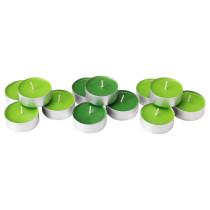 Аромат свеча в металической подставке СИНЛИГ зеленый артикуль № 902.363.48 в наличии. Онлайн сайт IKEA Минск. Недорогая доставка и установка.