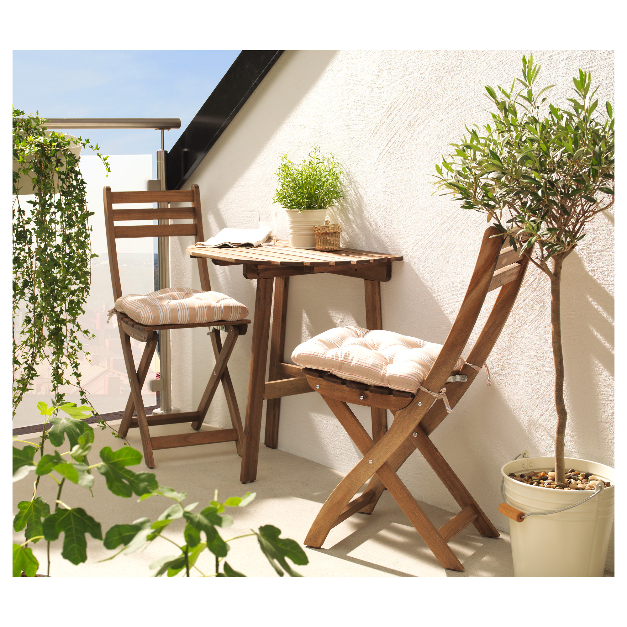 Small balcony dining set mikemie.