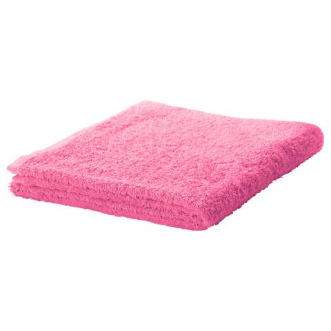 Банное полотенце ГЭРЕН розовый артикуль № 902.958.42 в наличии. Онлайн магазин ИКЕА РБ. Быстрая доставка и установка.