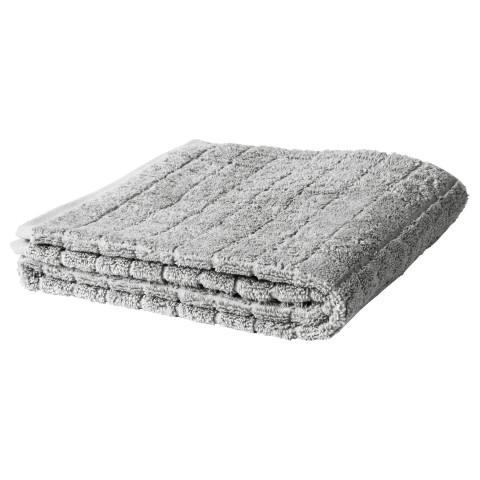 Банное полотенце ОФЬЕРДЕН серый артикуль № 102.957.99 в наличии. Интернет каталог IKEA Беларусь. Недорогая доставка и установка.