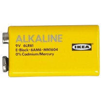 Батарейка щелочная АЛКАЛИСК артикуль № 200.316.04 в наличии. Онлайн магазин IKEA Минск. Быстрая доставка и установка.
