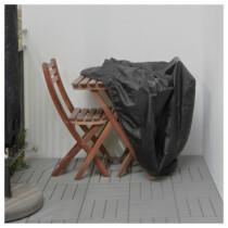 Чехол для мебели ТОСТЕРО черный артикуль № 502.852.65 в наличии. Онлайн сайт ИКЕА Беларусь. Быстрая доставка и соборка.