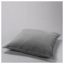 Чехол на подушку САНЕЛА серый артикуль № 502.812.48 в наличии. Online сайт IKEA Республика Беларусь. Быстрая доставка и установка.
