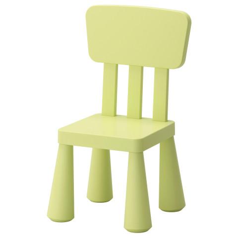 Детский стул МАММУТ светло-зеленый артикуль № 902.675.56 в наличии. Онлайн сайт IKEA Республика Беларусь. Быстрая доставка и монтаж.