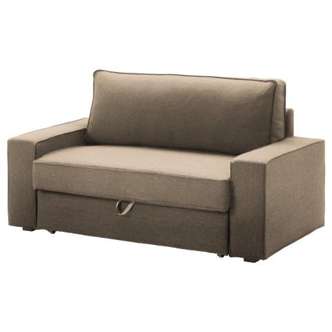 Диван-кровать 2-местная ВИЛАСУНД бежевый артикуль № 499.072.13 в наличии. Интернет магазин IKEA Беларусь. Быстрая доставка и установка.
