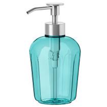 Дозатор для жидкого мыла СВАРТШЁН бирюзовый артикуль № 202.643.92 в наличии. Интернет магазин IKEA Беларусь. Недорогая доставка и соборка.
