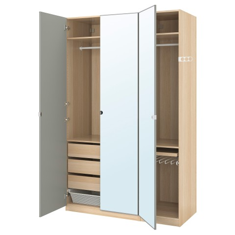 Гардероб ПАКС артикуль № 290.294.37 в наличии. Онлайн каталог IKEA РБ. Быстрая доставка и соборка.