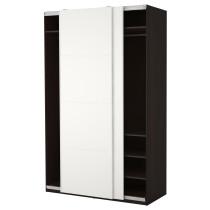 Гардероб ПАКС белый артикуль № 290.294.56 в наличии. Интернет сайт IKEA Беларусь. Недорогая доставка и соборка.