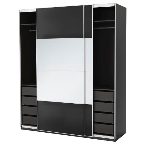 Гардероб ПАКС артикуль № 291.114.89 в наличии. Онлайн каталог IKEA Минск. Недорогая доставка и соборка.