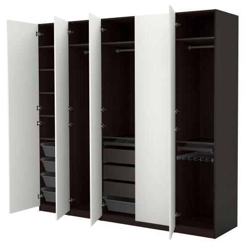Гардероб ПАКС белый артикуль № 390.293.90 в наличии. Интернет сайт IKEA РБ. Быстрая доставка и соборка.