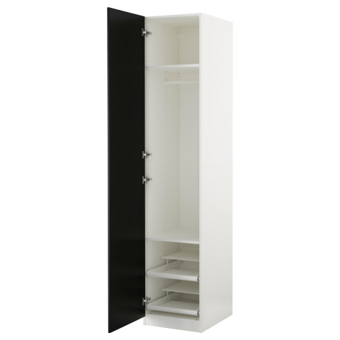 Гардероб ПАКС белый артикуль № 391.193.76 в наличии. Онлайн каталог IKEA Минск. Быстрая доставка и установка.