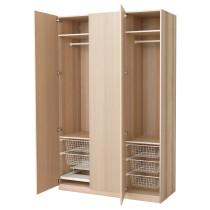 Гардероб ПАКС артикуль № 391.273.19 в наличии. Онлайн сайт IKEA Минск. Быстрая доставка и установка.
