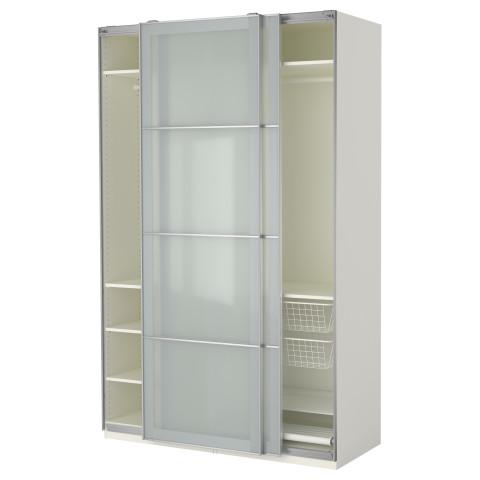 Гардероб ПАКС белый артикуль № 490.294.55 в наличии. Онлайн каталог IKEA Минск. Быстрая доставка и соборка.