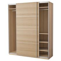 Гардероб ПАКС артикуль № 491.193.66 в наличии. Онлайн каталог IKEA Минск. Недорогая доставка и установка.