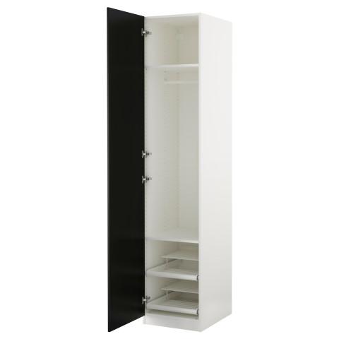 Гардероб ПАКС белый артикуль № 591.193.75 в наличии. Online каталог IKEA Беларусь. Недорогая доставка и монтаж.