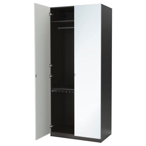 Гардероб ПАКС артикуль № 691.277.80 в наличии. Интернет каталог IKEA Беларусь. Быстрая доставка и монтаж.