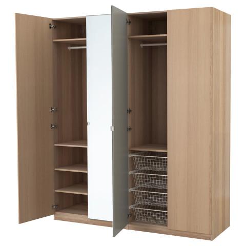 Гардероб ПАКС артикуль № 791.114.96 в наличии. Online сайт IKEA РБ. Быстрая доставка и соборка.