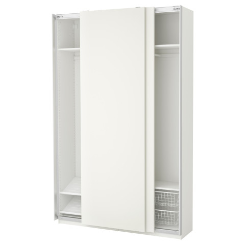 Гардероб ПАКС белый артикуль № 991.274.01 в наличии. Онлайн каталог IKEA Беларусь. Быстрая доставка и монтаж.