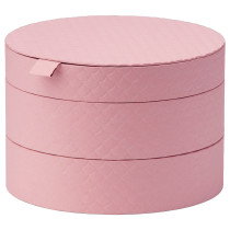 Коробка с крышкой ПАЛЬРА светло-розовый артикуль № 102.724.82 в наличии. Интернет каталог IKEA Республика Беларусь. Недорогая доставка и установка.
