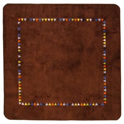 Ковер, короткий ворс ЛУРИГ коричневый артикуль № 802.407.13 в наличии. Онлайн сайт ИКЕА Республика Беларусь. Быстрая доставка и установка.