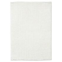 Коврик для ванной ТОФТБУ белый артикуль № 702.034.00 в наличии. Online магазин IKEA Беларусь. Быстрая доставка и соборка.