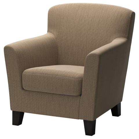 Кресло ЭКЕНЭС светло-коричневый артикуль № 002.766.64 в наличии. Интернет магазин ИКЕА РБ. Недорогая доставка и установка.