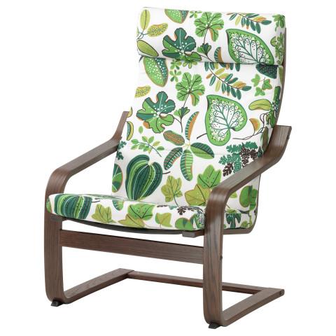 Кресло ПОЭНГ зеленый артикуль № 890.903.61 в наличии. Интернет сайт ИКЕА РБ. Быстрая доставка и монтаж.