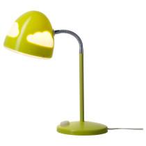Лампа рабочая СКОЙГ зеленый артикуль № 303.113.74 в наличии. Онлайн сайт IKEA Беларусь. Недорогая доставка и установка.