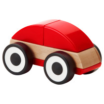 Машинка ЛИЛЛАБУ красный артикуль № 102.563.83 в наличии. Online сайт ИКЕА РБ. Быстрая доставка и соборка.