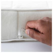 Матрас для кровати подростка ВИССА СКЁНТ белый артикуль № 101.551.00 в наличии. Онлайн каталог IKEA Беларусь. Быстрая доставка и установка.