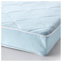 Матрас для кровати подростка ВИССА ВАКЕРТ синий артикуль № 001.550.73 в наличии. Интернет каталог IKEA Минск. Недорогая доставка и установка.