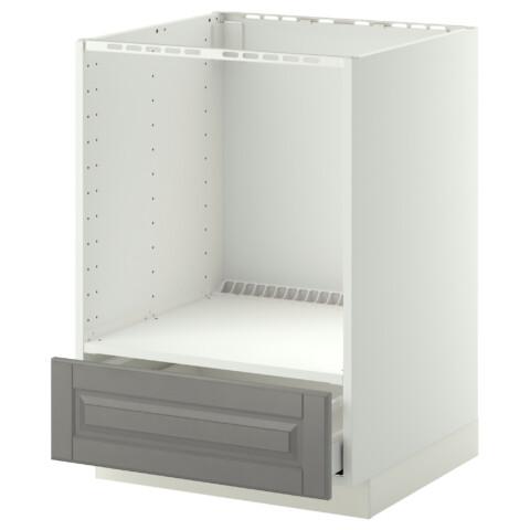 Напольный шкаф для духовки, с ящиком МЕТОД / МАКСИМЕРА белый артикуль № 091.099.77 в наличии. Онлайн сайт IKEA Республика Беларусь. Недорогая доставка и установка.