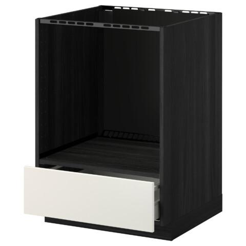 Напольный шкаф для духовки, с ящиком МЕТОД / МАКСИМЕРА белый артикуль № 291.099.76 в наличии. Онлайн сайт IKEA Минск. Недорогая доставка и монтаж.