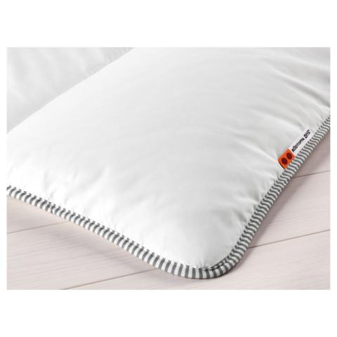 Одеяло очень теплое РОДТОППА артикуль № 902.715.15 в наличии. Онлайн сайт IKEA Республика Беларусь. Недорогая доставка и установка.