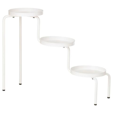 Пьедестал для цветов ИКЕА ПС 2014 белый артикуль № 302.575.98 в наличии. Online каталог IKEA РБ. Недорогая доставка и установка.