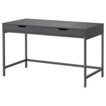 Письменный стол АЛЕКС серый артикуль № 902.607.10 в наличии. Online каталог IKEA Минск. Недорогая доставка и установка.