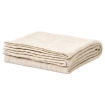 Плед ГУРЛИ белый артикуль № 902.049.03 в наличии. Онлайн каталог IKEA Минск. Быстрая доставка и соборка.
