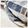 Пододеяльник и 2 наволочки КУСТРУТА синий артикуль № 602.584.74 в наличии. Интернет каталог IKEA Республика Беларусь. Недорогая доставка и монтаж.