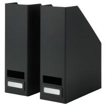 Подставка для журналов ТЬЕНА черный артикуль № 702.694.48 в наличии. Интернет сайт IKEA Минск. Быстрая доставка и соборка.