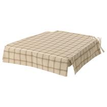 Подушка на стул ЭЛЬСЭБЭТ бежевый артикуль № 402.273.13 в наличии. Online сайт IKEA РБ. Быстрая доставка и монтаж.