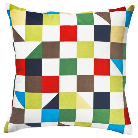 Подушка ТЮЛЬПАНТРОД разноцветный артикуль № 503.055.60 в наличии. Интернет магазин IKEA РБ. Быстрая доставка и установка.