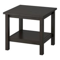 Придиванный столик ХЕМНЭС черно-коричневый артикуль № 201.762.82 в наличии. Online сайт IKEA Минск. Недорогая доставка и монтаж.