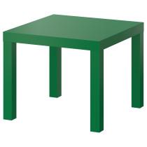 Придиванный столик ЛАКК зеленый артикуль № 903.020.60 в наличии. Интернет магазин IKEA Минск. Быстрая доставка и установка.