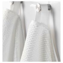 Простыня банная ФРЭЙЕН белый артикуль № 201.903.63 в наличии. Онлайн магазин IKEA Беларусь. Быстрая доставка и монтаж.