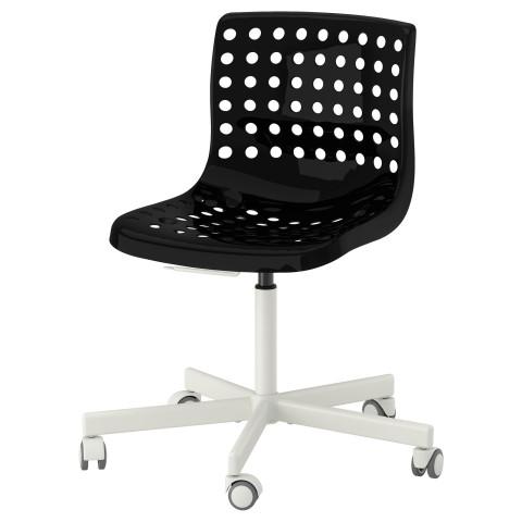 Рабочий стул СКОЛБЕРГ / СПОРРЕН белый артикуль № 390.236.04 в наличии. Онлайн каталог IKEA РБ. Быстрая доставка и монтаж.