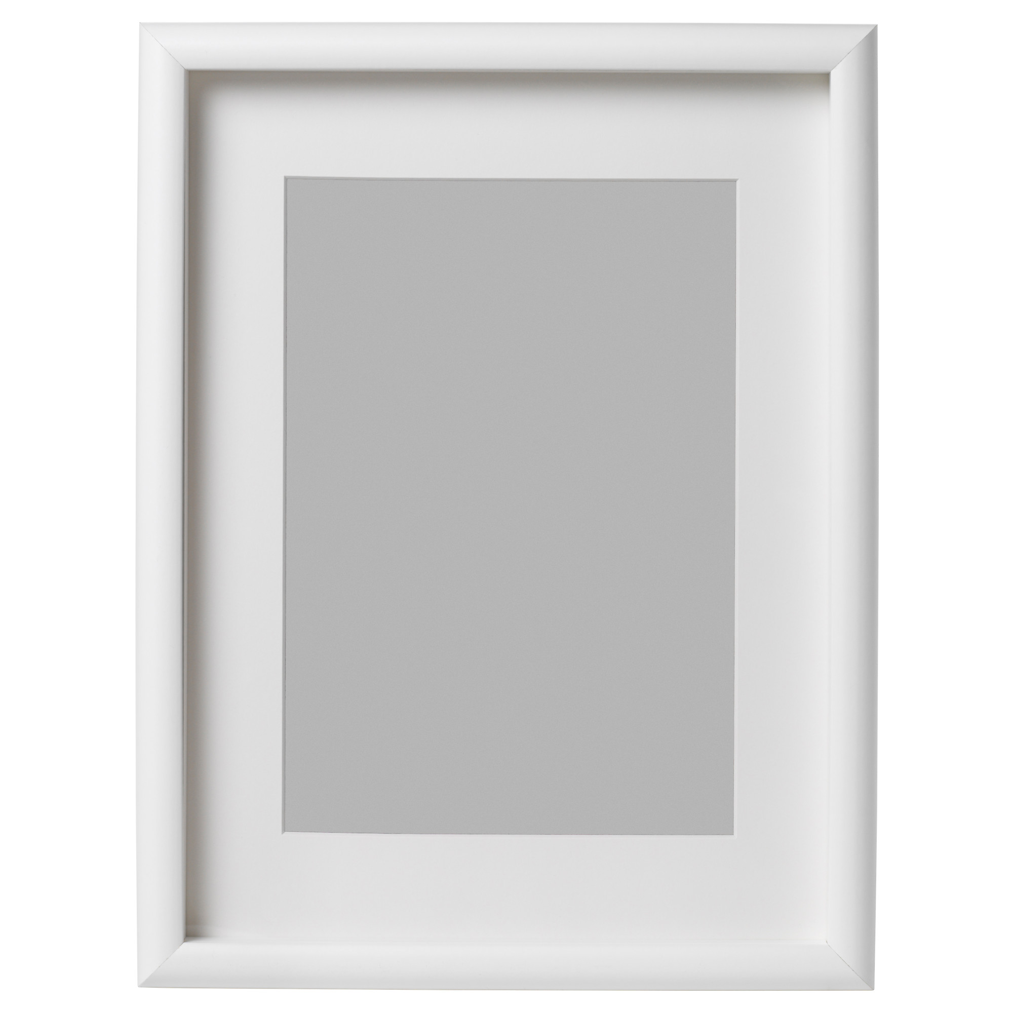 Modern White Floating Ledge for Photos Pictures and