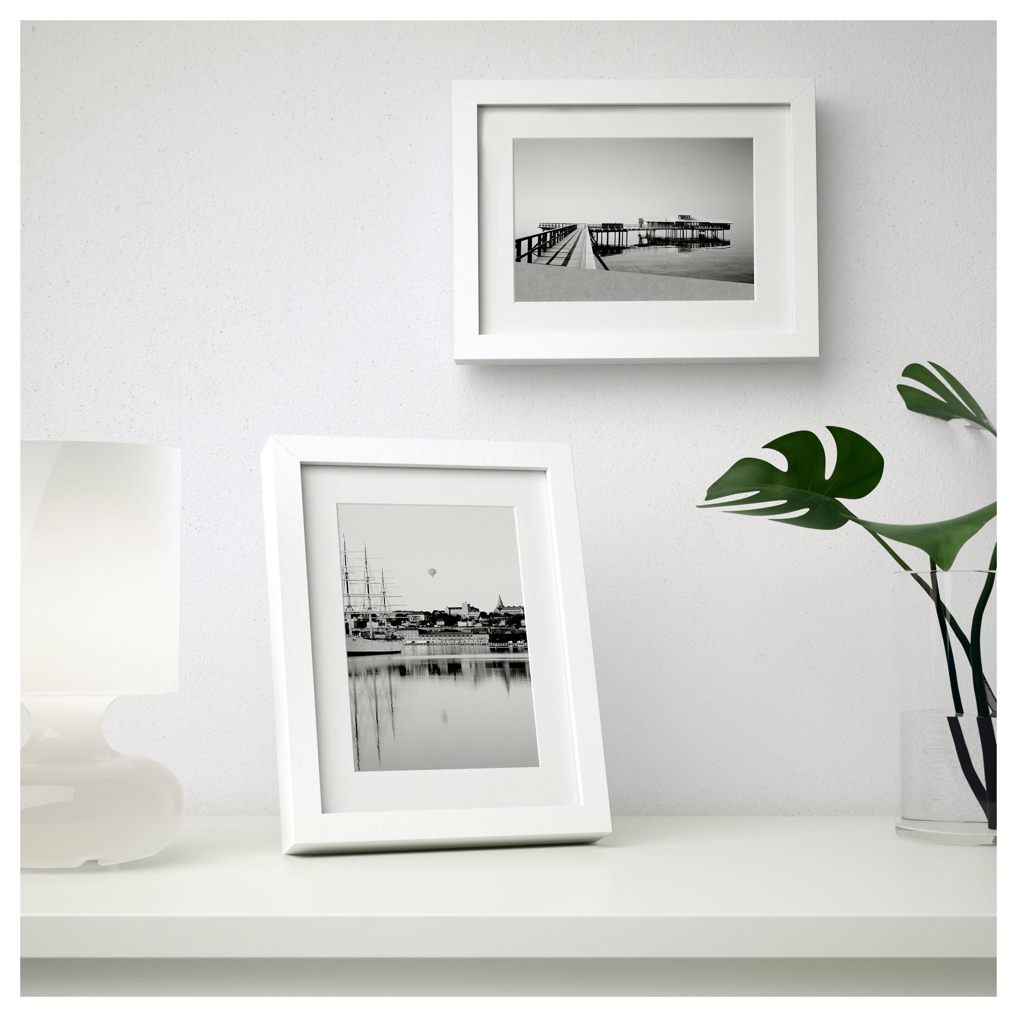 Fine Ikea Ribba Frames Vignette - Picture Frame Ideas ...