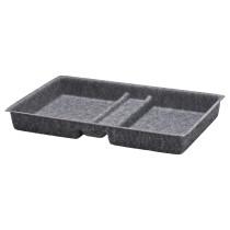 Разделитель ящика БЕСТО серый артикуль № 403.075.50 в наличии. Онлайн магазин IKEA РБ. Недорогая доставка и монтаж.