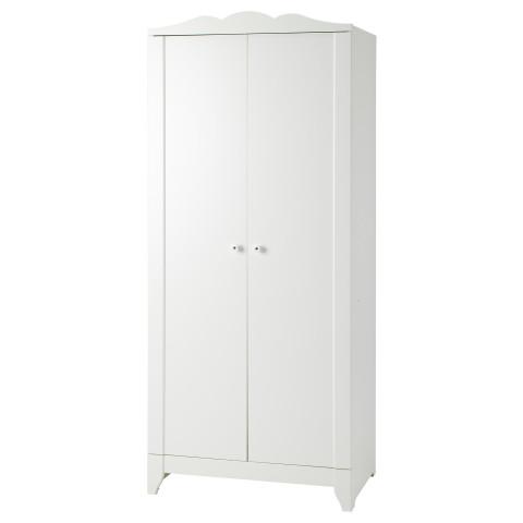 Шкаф платяной ХЕНСВИК белый артикуль № 901.113.91 в наличии. Онлайн сайт IKEA Беларусь. Быстрая доставка и соборка.
